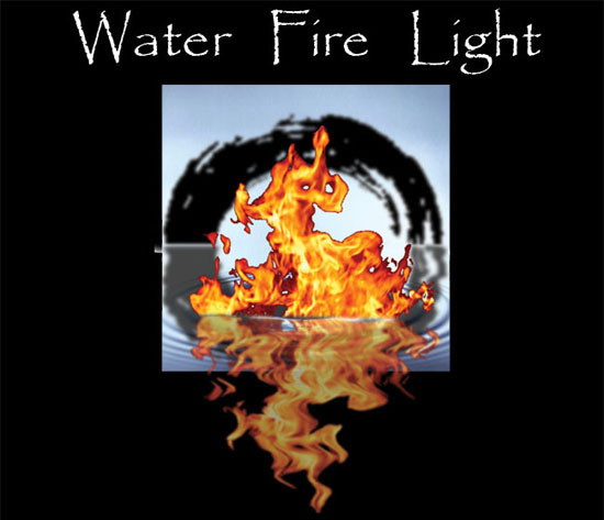 Karl Nettmann Water Fire Light